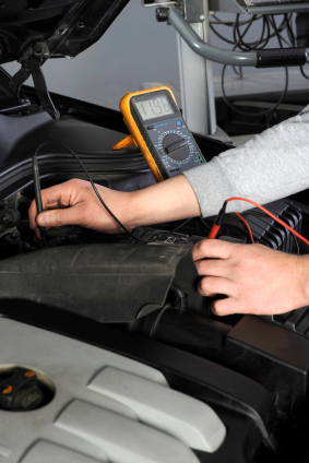 Using a Digital Multimeter for Car Repair